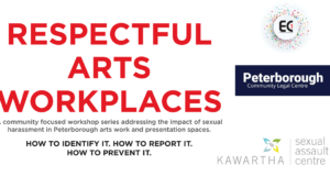 Respectful Arts Workplaces workshops